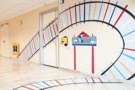 Istituto Ortopedico Rizzoli Bologna, Day Hospital pediatrico