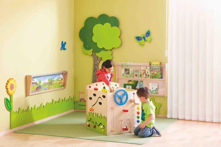 Crescere giocando: l'importanza delle ludoteche nello sviluppo del bambino