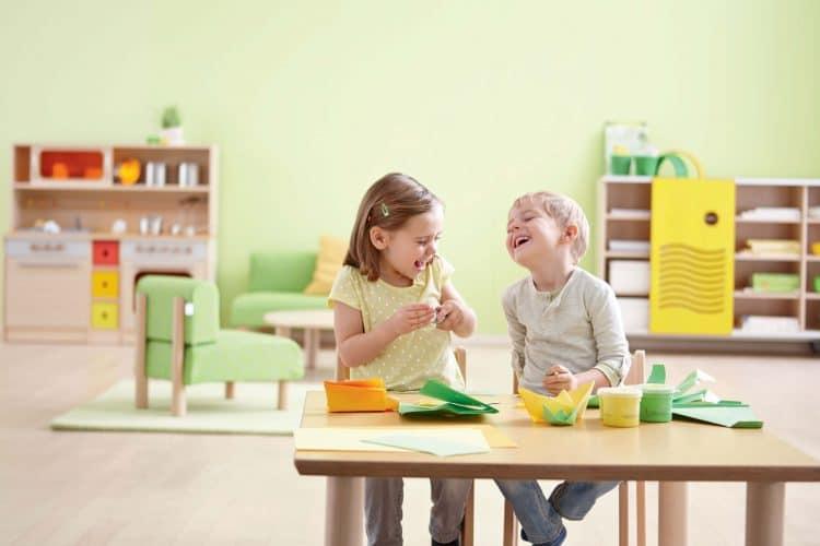 Progettazione nidi d'infanzia aziendali