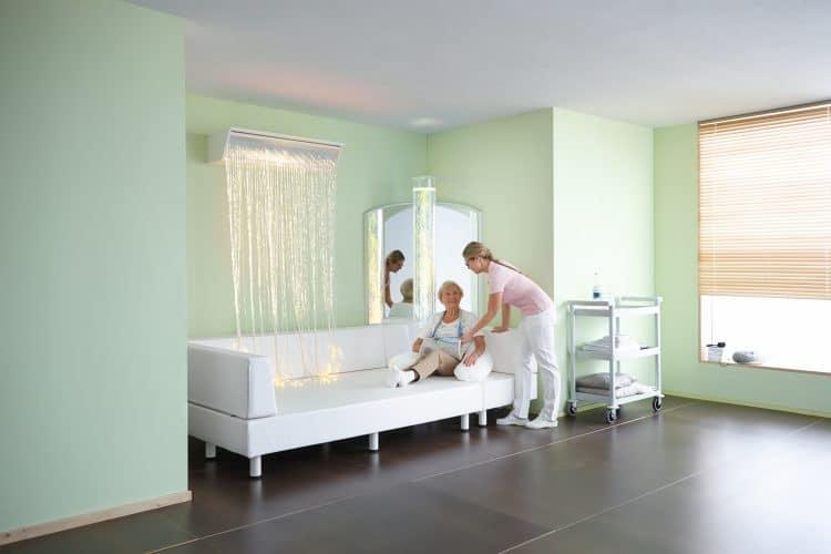 La stanza polisensoriale