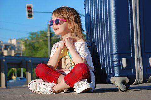 Vacanze estive: consigli e giochi per i viaggi lunghi